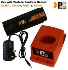 1xPro Series Battery & Charger Set for Paslode IM350/ Im350+ / IM65A / IM250  01