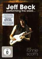 Jeff Beck - Performing This Week ¿ Live At Ronnie di Scott Nuovo DVD