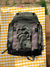 Lowepro Pro Trekker 400 AW - Good Cond. Gray Camera Backpack - No Waist Strap