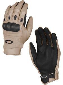 NEW - MoD Issue Oakley Pilot Assault Gloves – Size XXL (UK Size XL)