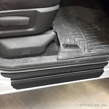 2009-2018 Dodge Ram Quad Cab 8pc Door Sill Step Protector Threshold Shield Pads