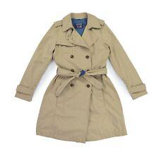 RIVER WOODS Damen Trenchcoat M 38 Mantel beige Woman Jacket Cardigan Jacke NEU