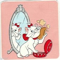 """4.5"""" Disney aristocats marie mirror wall safe sticker border cut out character"""