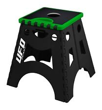 UFO MX Motocross Enduro Fold Out Foldable Bike Paddock Box Stand Green KX KXF