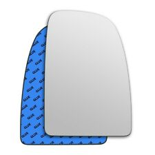 Right wing adhesive mirror glass for Peugeot Boxer 2006-2019 59RS