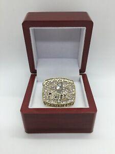 1999 Los Angeles Rams Kurt Warner Super Bowl Championship Ring Set with Box
