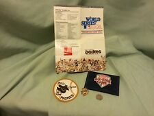 """SAN DIEGO """"PADRES"""" BASEBALL TEAM VINTAGE  SOUVENIRS FROM YEARS 1984 / 1992 &1996"""