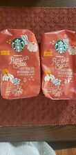 Starbucks Pumpkin Spice Flavored Ground Coffee Limited Edition 11oz NEW