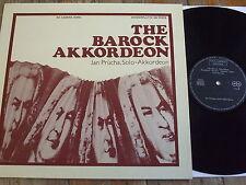 SM 95919 The Baroque Accordian / Jan Prucha