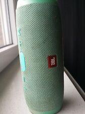 JBL Charge 3 (türkis) !!! starke Gebrauchsspuren !!! Bluetooth Lautsprecher
