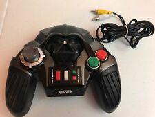 STAR WARS Darth Vader Black Revenge Of Sith Jakks Pacific 2009 Video Games Toys