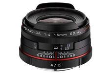 PENTAX DA Limited 15mm f/1.4-22.0 AL Lens