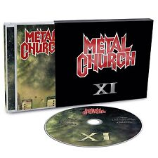 METAL CHURCH - XI  CD NEU