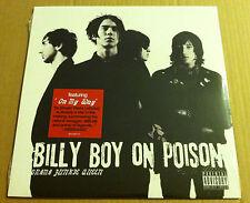 BILLY BOY ON POISON Drama Junkie Queen FACTORY SEALED LP Vinyl USA Seller 2009