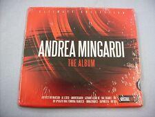 ANDREA MINGARDI - THE ALBUM - CD SIGILLATO 2008