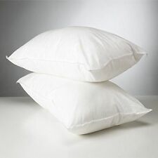 "FAST DIspatch 4 Cushion Hollowfibre Sofa Pillow Inner Pad Pads Abt 16""x16"" Inch"