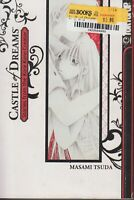 Castle of Dreams Lot of Shojo Manga, English, 13+, Masami Tsuda