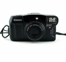 Canon Sure Shot 80 Tele 35mm Film Camera SAF Point and Shoot USED