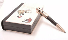 Montblanc Carlo Collodi Writers Edition Ballpoint Pen New Box and Papers