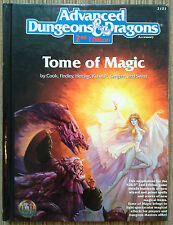 Tome of Magic (6th printing) - 2e Advanced Dungeons & Dragons - AD&D TSR