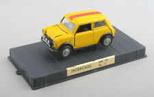 Inter-Cars Nacoral (Spain) 1/43 Mini 1000 (Yellow) Ref.112 * BOXED *