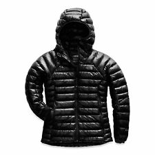 The North Face Summit Series L3 Down Hoodie Womens Jacket TNF Black S $350
