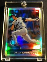 2000 ALEX RODRIGUEZ TOPPS CHROME REFRACTOR #100 MARINERS READ NM (201)