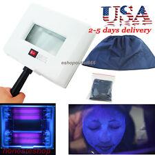 Wood Lamp Uv Magnifying Analyzer w drape Skin CarE Beauty Facial Spa Salon Sale