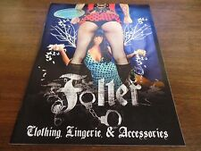 Folter Clothing Lingerie Accessories 30 Page Catalog 120815ame2