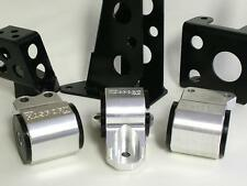 Hasport J Swap V6 Motor Mounts 92-95 Civic EGJ1 J30A1 J32A1 70A Race Bushings