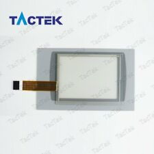 Touch Screen Panel Glass for 2711P-T7C15A6 2711P-T7C15D6 with Overlay Film