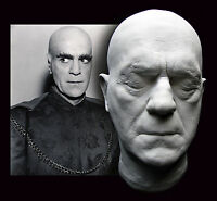 Boris Karloff Life Mask With Ears Son of Frankenstein Jack Pierce