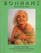 BONHAMS Marilyn Monroe Hollywood Photographs Weston Col