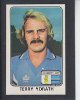Panini - Football 79 - # 120 Terry Yorath - Coventry