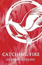 Suzanne Collins ___ Catching Fire ___ NUEVO