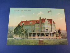 Odd Fellows Home Ludlow,Vt Vintage Colorful Postcard Unused Pc14