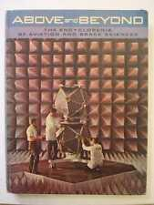 NEW HORIZONS Above and Beyond: Encyclopaedia of Space Sciences vol. 11 1968 HC