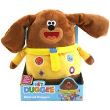 Golden Bear Cbeebies Hey Duggee Musical Duggee Singing Soft Toy