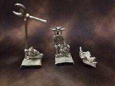 Marauder Goblin Command - Metal - OOP - Warhammer Fantasy Age Of Sigmar