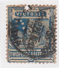 (AA-953) 1901 VIC 2½d blue QVIC (A)