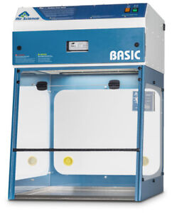 """Ductless Fume Hood- 24"""" / 610mm Wide Filtered Fume Cupboard, New with Filter"""