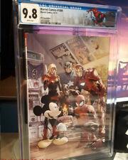 Marvel Comics #1000 D23 Variant CGC 9.8 w Spiderman Label