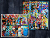 Lot of 44 Uncanny X-Men #300-399 Marvel Comics *See Listing for Grade