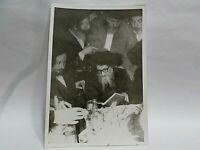 "Old Original Picture Judaica Rabbi Portugal Skulen האדמו""ר אליעזר זוסיא מסקולען"