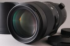 【AB Exc+】 Sigma A Art 50-100mm f/1.8 DC HSM Lens for Sigma SA From JAPAN #2645