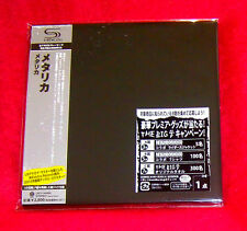 Metallica Black Album JAPAN SHM MINI LP CD UICY-94666