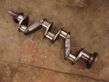 Allis Chalmers Wd Tractor Engine Motor Crankshaft Crank Shaft Amp Drive Gear U3986