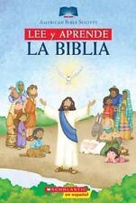 Lee y Aprende: La Biblia: (Spanish language edition of Read and Learn Bible) (Am