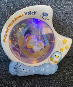 Vtech Sleepy Bear Sweet Dreams mobile, polar bear themed, musical cot Centre
