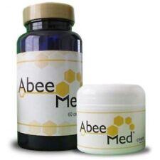 Abeemed 1 Mes De Tratamiento  capsulas y una crema